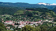 Boquete Valley Panamoramic View of Town